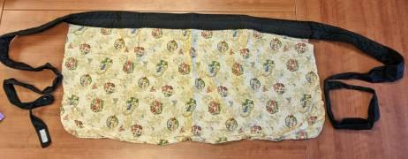 Wide-Blanket Podaegi ($50)